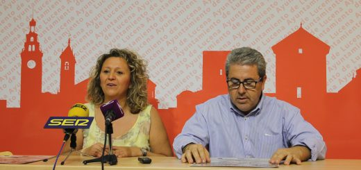 Mar Morales y Antonio Rabasco